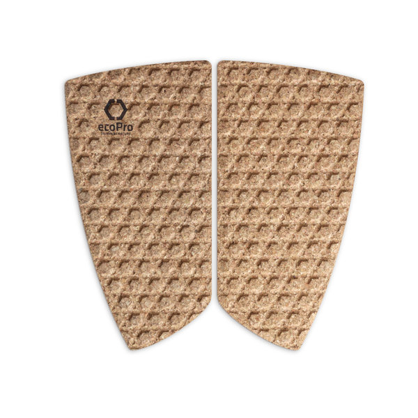 ecoPro® Cork Traction Pad, Fish 2 Pieces