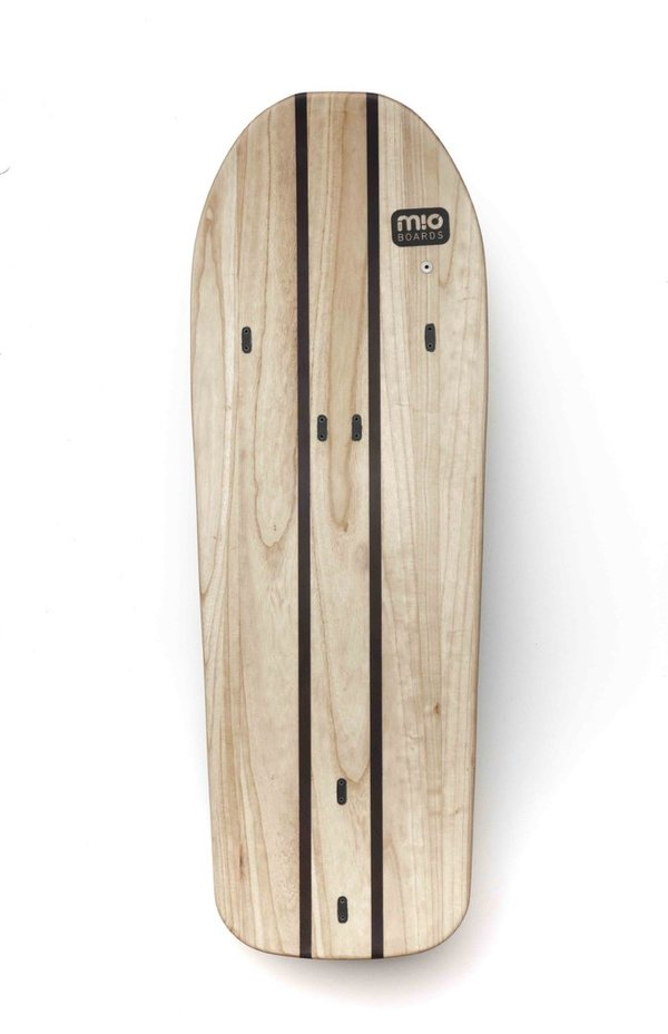 Mio FreeRide 130, Foilboard, Goldlevel